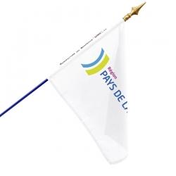 Drapeau Pays de la Loire drapeaux regionaux Unic