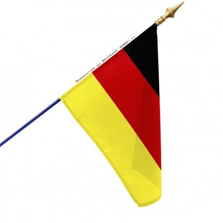 Drapeau Allemagne dans drapeaux des pays d'Europe