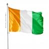 Pavillon Cote d Ivoire tous les drapeaux Unic