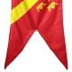Oriflamme Alsace province française Drapeaux Unic
