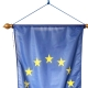 Oriflamme Europe Drapeaux Unic