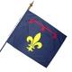 Drapeau Provence dans drapeaux provinces françaises Unic