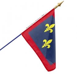 Drapeau Anjou drapeaux regionaux Unic