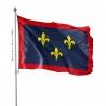 Pavillon Anjou drapeaux regionaux Unic