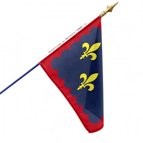 Drapeau Berry drapeaux regionaux Unic