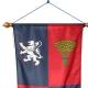 Oriflamme Gascogne province française Drapeaux Unic