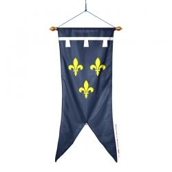 Oriflamme Orléanais province française Drapeaux Unic