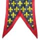 Oriflamme Maine province française Drapeaux Unic