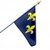 Drapeau Ile de France drapeaux provinces françaises Unic