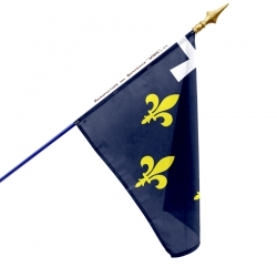 Drapeau Orléanais dans drapeaux provinces françaises Unic
