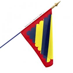 Drapeau Nivernais dans drapeaux des provinces françaises Unic