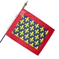 Drapeau Maine dans drapeaux provinces françaises Unic