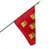 Drapeau Poitou drapeaux des provinces françaises Unic