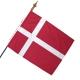 Drapeau Danemark tous les drapeaux Unic