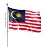 Pavillon Malaisie tous les drapeaux Unic