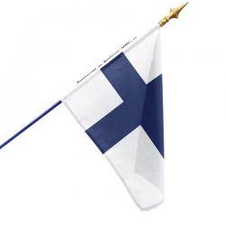 Drapeau Finlande tous les drapeaux du monde Unic