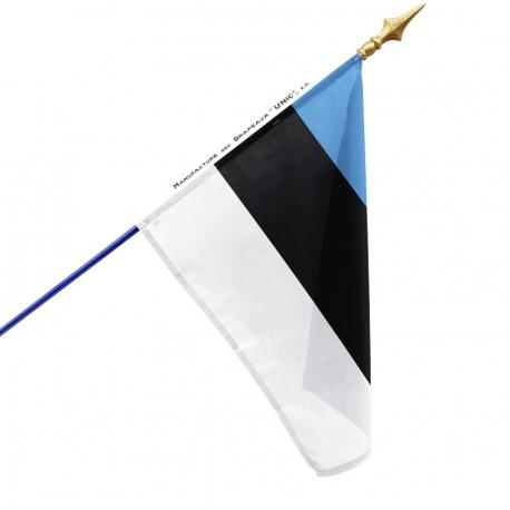 Drapeau Estonie tous les drapeaux Unic