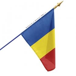Drapeau Roumanie drapeaux des pays d'Europe Unic