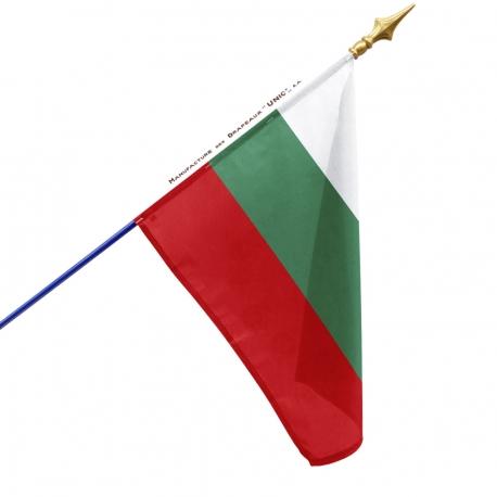 Drapeau Bulgarie tous les drapeaux Unic