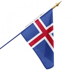 Drapeau Islande tous les drapeaux pays Unic