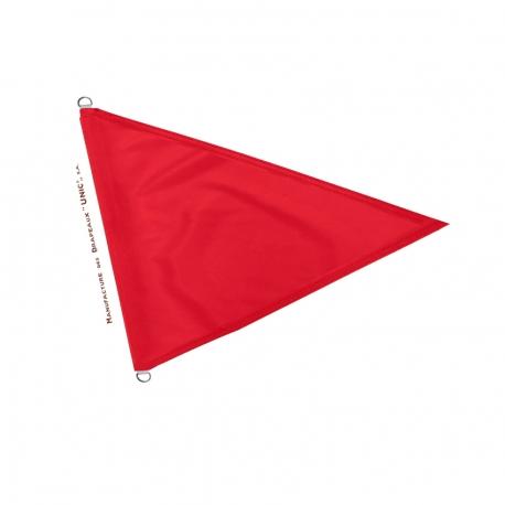 Drapeau rouge plage flamme baignade Drapeaux Unic