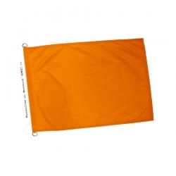 Drapeau orange plage pavillon baignade Drapeaux Unic