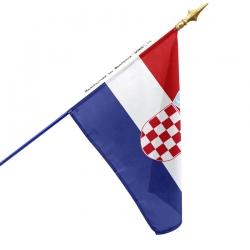Drapeau Croatie tous les drapeaux Unic