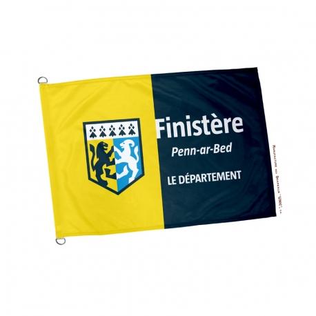 Pavillon département Finistère