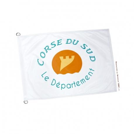 Pavillon département Corse du Sud
