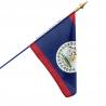 Drapeau Belize drapeaux Unic
