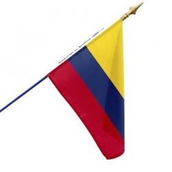 Drapeau Colombie tous les drapeaux Unic