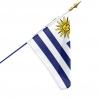 Drapeau Uruguay drapeaux des pays Unic