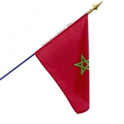 Drapeau Maroc drapeaux des pays Unic Drôme