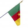 Drapeau Cameroun Unic drapeau du monde