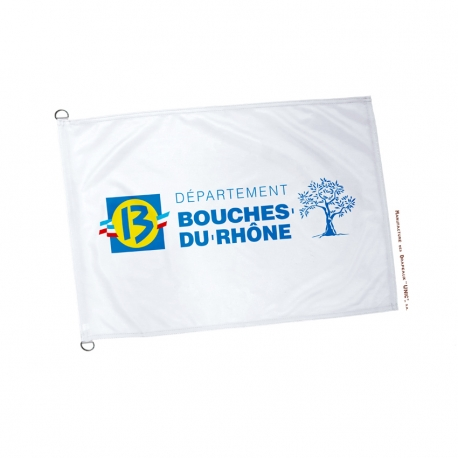 Pavillon département Bouches-du-Rhône