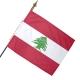 Drapeau Liban dans drapeaux des pays Unic