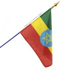Drapeau Ethiopie tous les drapeaux du monde Unic