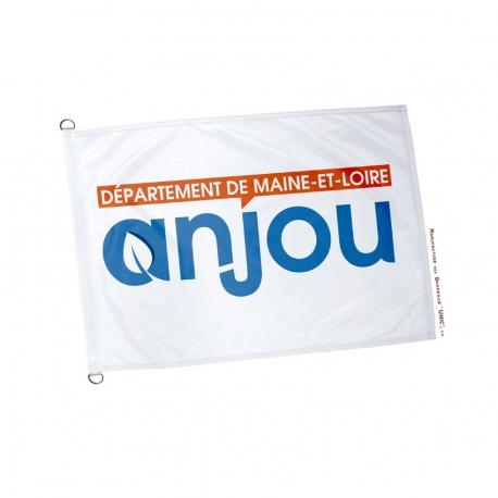 Pavillon département Maine et Loire