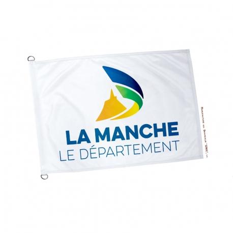 Pavillon département Manche