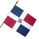 Drapeau République Dominicaine tous les drapeaux Unic