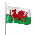 Pavillon Pays de Galles
