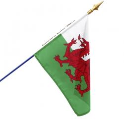 Drapeau Pays de Galles dans Pays d'Europe