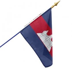 Drapeau Cambodge Unic drapeau du monde