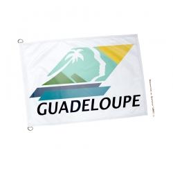 Pavillon département Guadeloupe