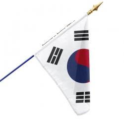 Drapeau Corée du Sud tous les drapeaux Unic