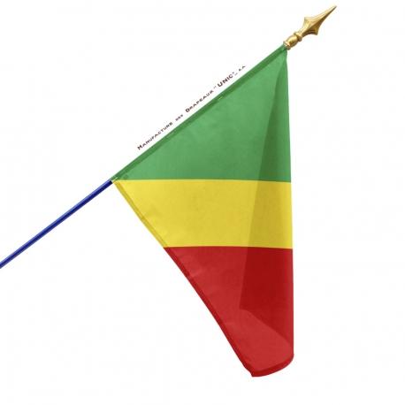 Drapeau Congo tous les drapeaux Unic