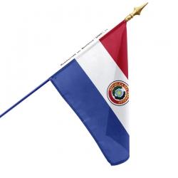 Drapeau Paraguay dans drapeaux des pays d'Amérique