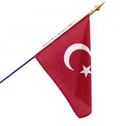 Drapeau Turquie drapeaux des pays d'Asie