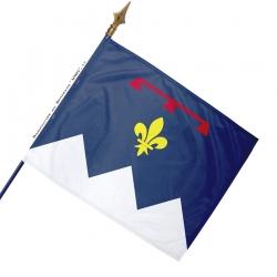 Drapeau Alpes de Haute Provence historique