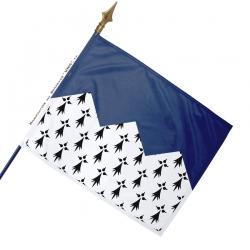 Drapeau Côtes d'Armor historique